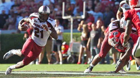 RB Marcus Lattimore, South Carolina