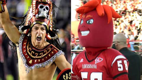 R & L Carriers New Orleans Bowl: San Diego State vs. Louisiana-Lafayette