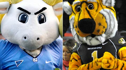 Independence Bowl: North Carolina vs. Missouri