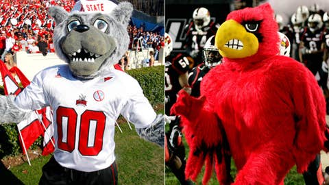 Belk Bowl: NC State vs. Louisville