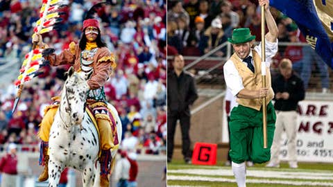 Champs Sports Bowl: Florida State vs. Notre Dame