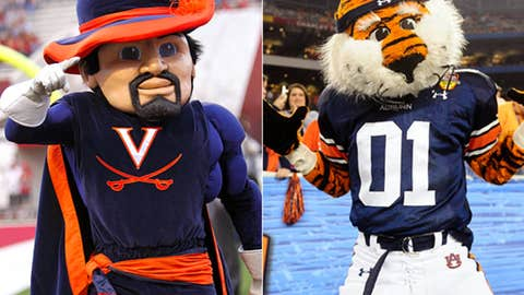 Chick-fil-A Bowl: Virginia vs. Auburn
