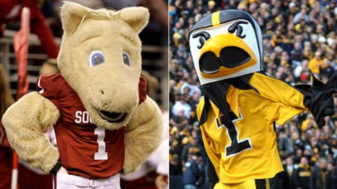 Insight Bowl: Oklahoma vs. Iowa