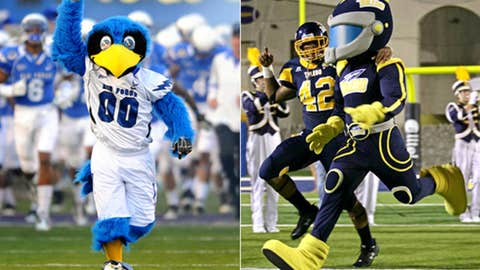 Military Bowl: Air Force vs. Toledo