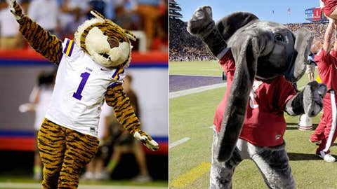 Allstate BCS National Championship Game: LSU vs. Alabama