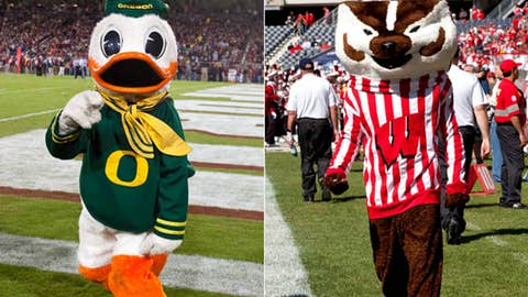 Rose Bowl: Oregon vs. Wisconsin