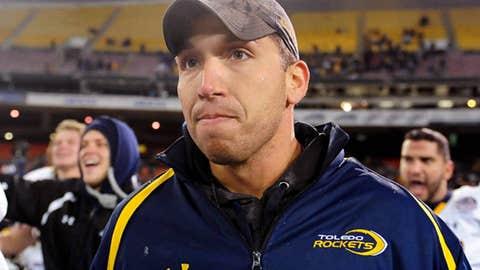 Matt Campbell, Toledo