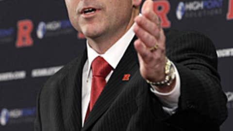 Kyle Flood, Rutgers