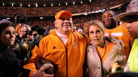 Phil Fulmer, coach, Tennessee (1992-08)