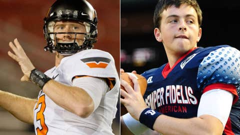 Oklahoma State: Brandon Weeden to Wes Lunt