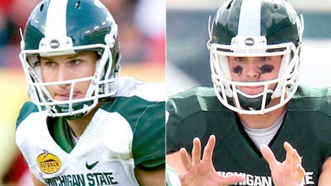 Michigan State: Kirk Cousins to Andrew Maxwell