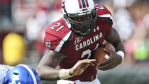 Marcus Lattimore, RB, Jr., South Carolina