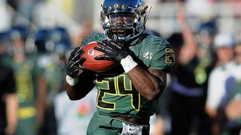 Kenjon Barner, RB, Sr., Oregon