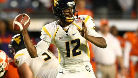 Geno Smith, QB, Sr., West Virginia
