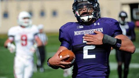 No. 24 Northwestern at Penn State, Saturday, 12 p.m. ET
