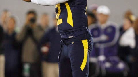 TCU at No. 21 West Virginia, Saturday, 2 p.m. ET (On FOX)