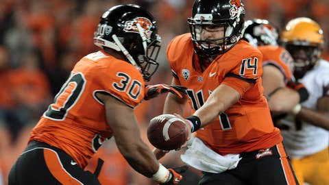 No. 11 Oregon State at No. 14 Stanford, Saturday, 2:30 p.m. ET (on FOX)