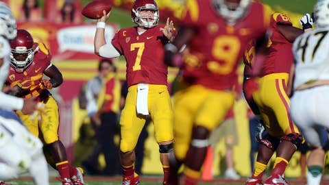 Arizona State at No. 19 USC, Saturday, 3 p.m. ET