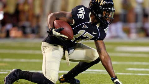 Wake Forest at No. 3 Notre Dame, Saturday, 3:30 p.m. ET
