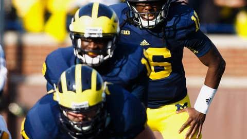 No. 19 Michigan at Ohio State, Saturday, 12 p.m. ET
