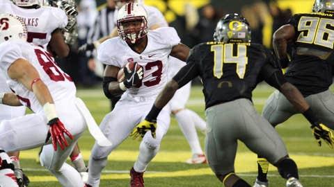 No. 8 Stanford-No. 17 UCLA, Saturday, 6:30 p.m. ET (On FOX)