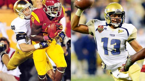 Sun Bowl: USC (7-5) vs. Georgia Tech (6-7), Dec. 31, 2 p.m. ET