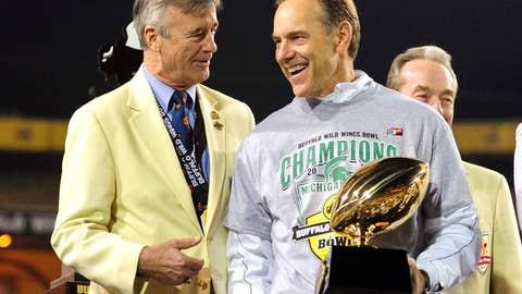 Congrats, coach