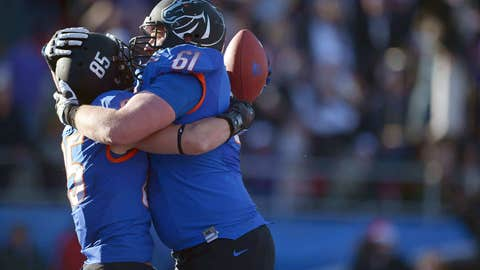 No. 13: Boise State
