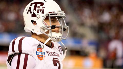 What will Johnny football do next?