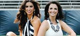 Exclusive: Katherine Webb with A.J. McCarron's mom