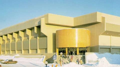 Alaska -- Sullivan Arena