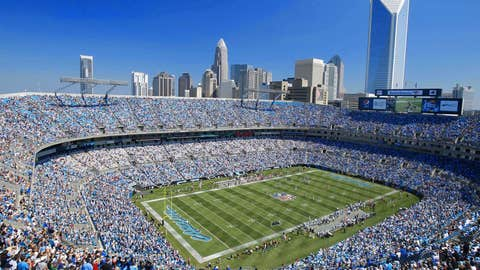 North Carolina -- Bank of America Stadium