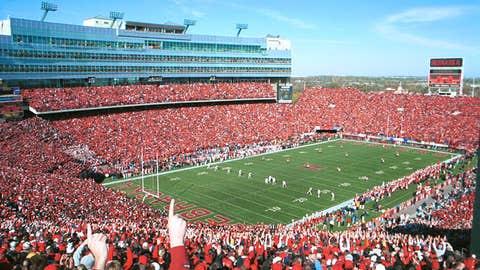 Nebraska -- Memorial Stadium