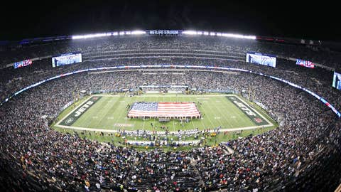 New Jersey -- Metlife Stadium