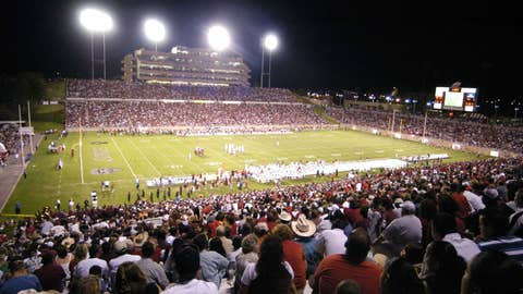 New Mexico -- University Stadium