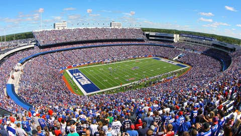 New York -- Ralph Wilson Stadium