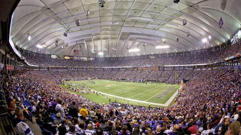 Minnesota -- Hubert H. Humphrey Metrodome