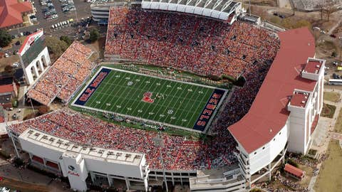 Mississippi -- Vaught-Hemingway Stadium
