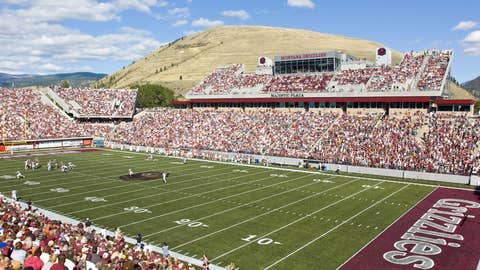 Montana -- Washington-Grizzly Stadium