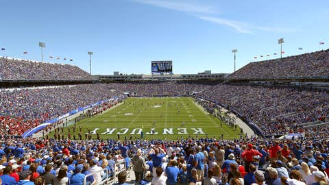 Kentucky -- Commonwealth Stadium