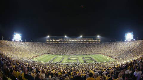 Michigan -- Michigan Stadium