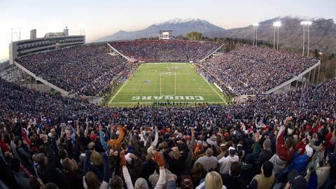 Utah -- LaVell Edwards Stadium