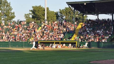 Vermont -- Centennial Field