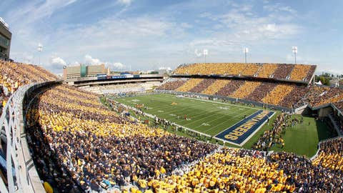 West Virginia -- Mountaineer Field