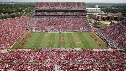 Oklahoma -- Gaylord Family-Oklahoma Memorial Stadium