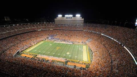 Tennessee -- Neyland Stadium