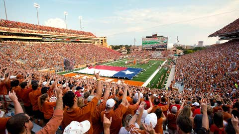 Texas -- Darrell K. Royal-Texas Memorial Stadium