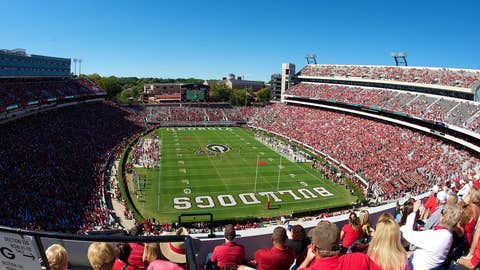 Georgia -- Sanford Stadium