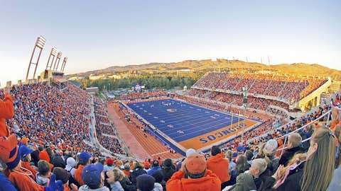 Idaho -- Bronco Stadium