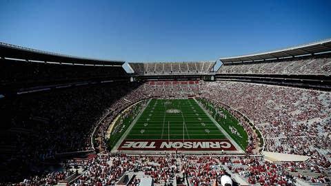 Alabama -- Bryant-Denny Stadium